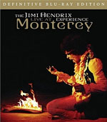 Blu-ray / The Jimi Hendrix Experience: Live at Monterey / The Jimi Hendrix Experience: Live at Monterey