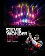 Blu-ray / Стиви Вандер: Live at Last / Stevie Wonder: Live at Last